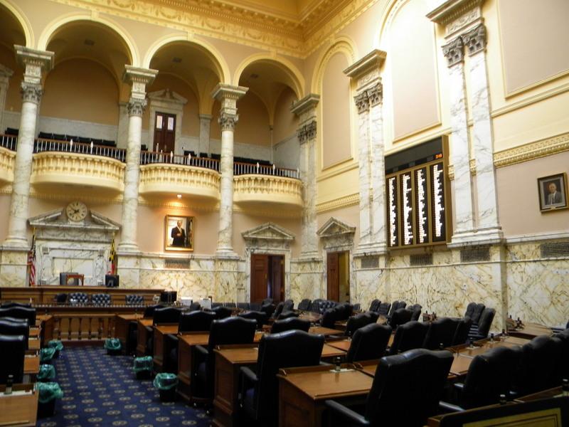 Salle de débats