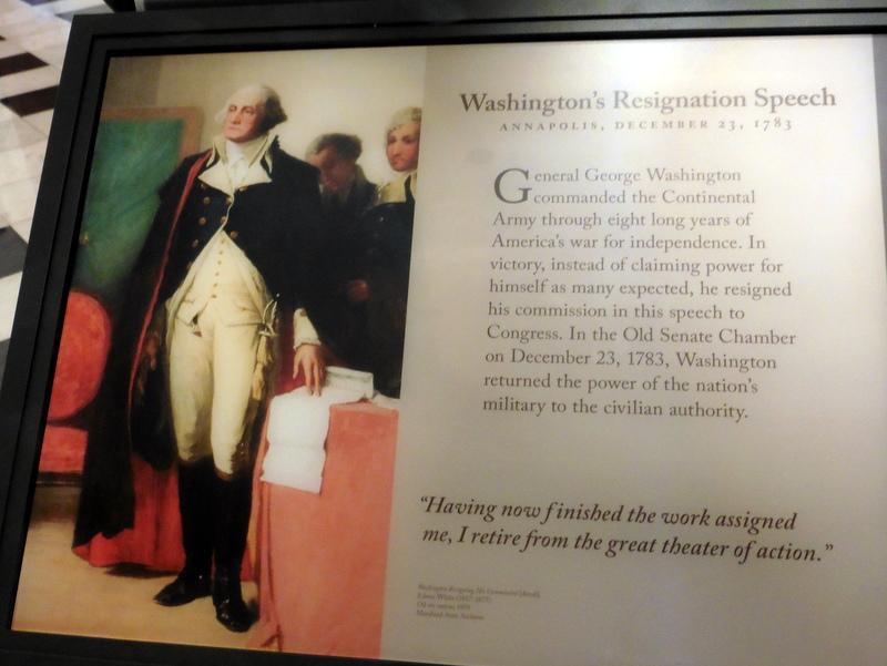 Discours de George Washington