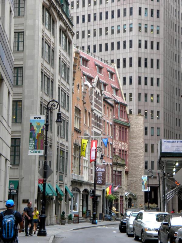 Quartier de Beaver Street