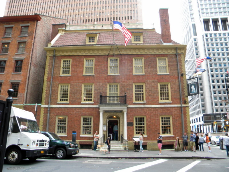 La Fraunces Tavern
