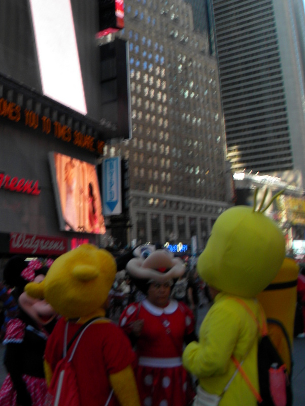 Sur Times Square