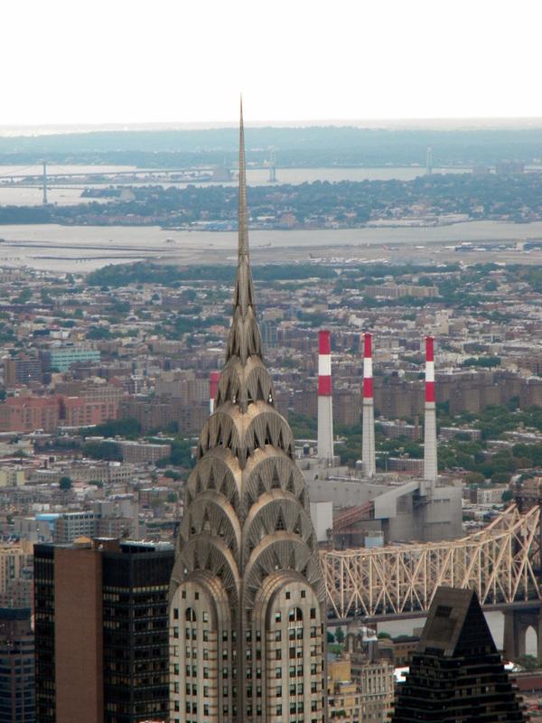 La Chrysler Tower