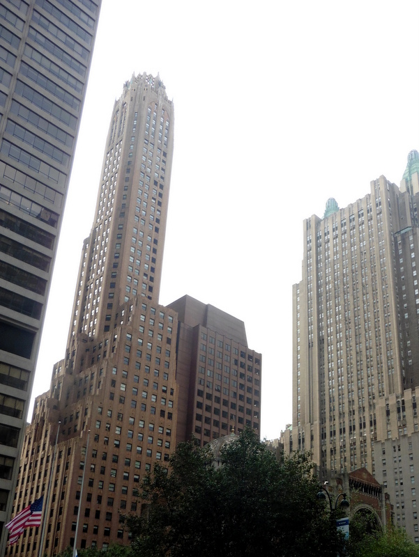 Le General Electric Building