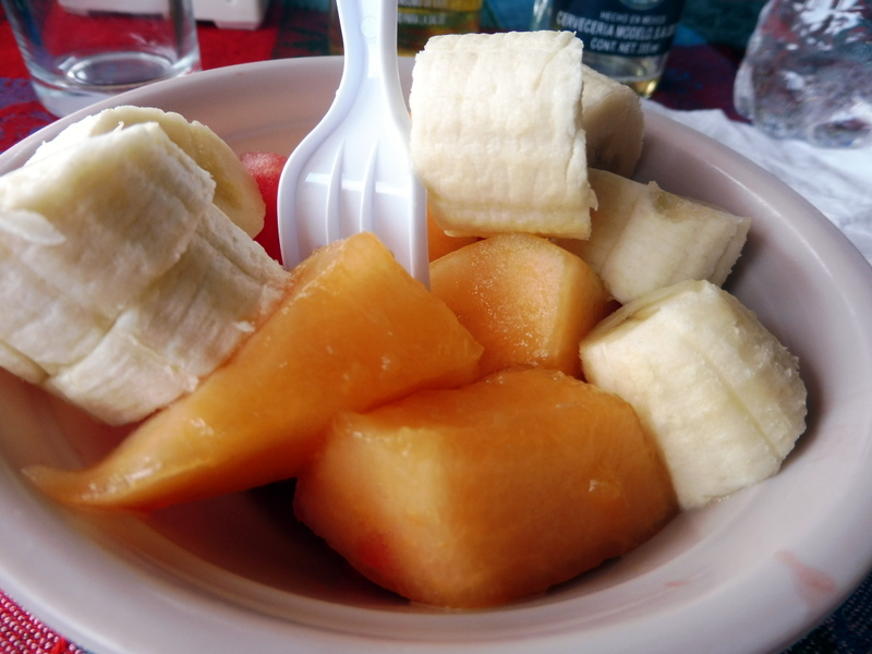 Assortiment de fruits frais