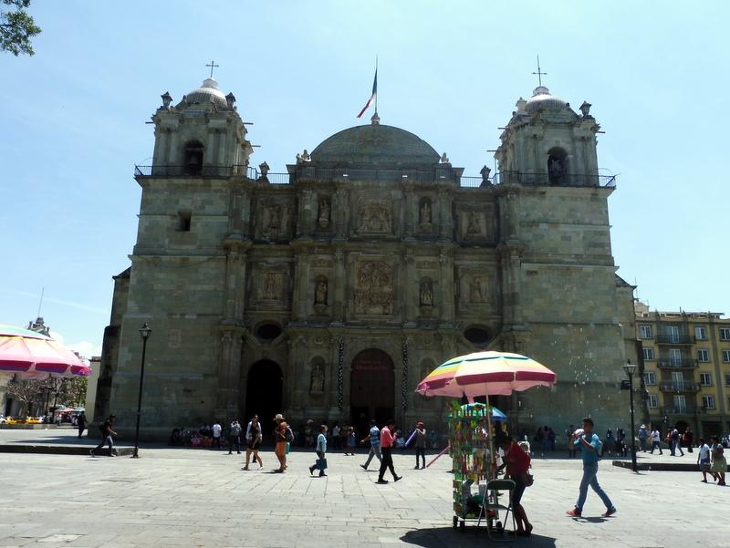 La cathédrale-Façade ouest
