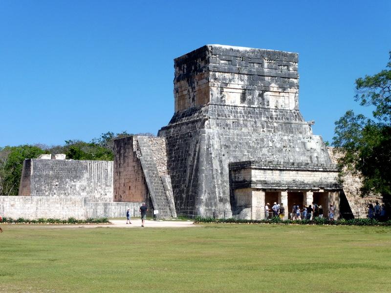 Le Temple des Jaguars