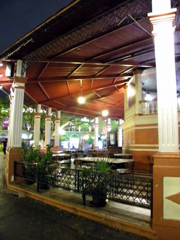 Le restaurant du kiosque