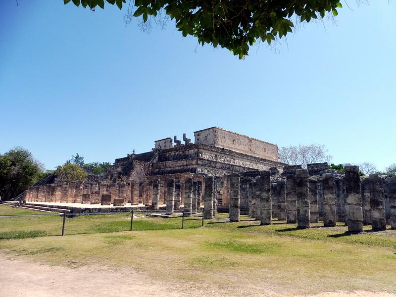 Le Temple des Guerriers