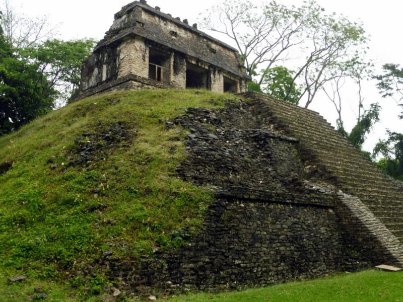 Le temple du Comte