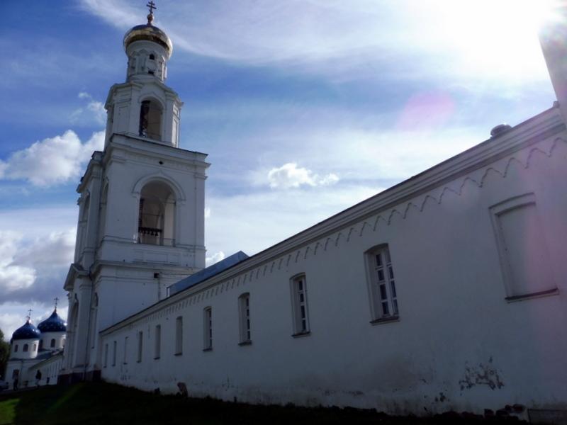 Beffroi du monastère