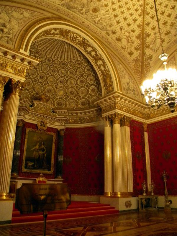 La petite salle du trône
