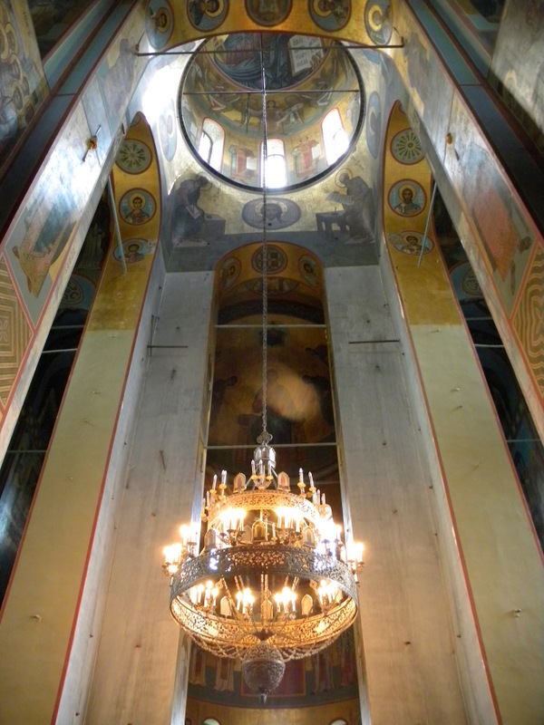 Cathédrale Saint-Georges-Intérieur