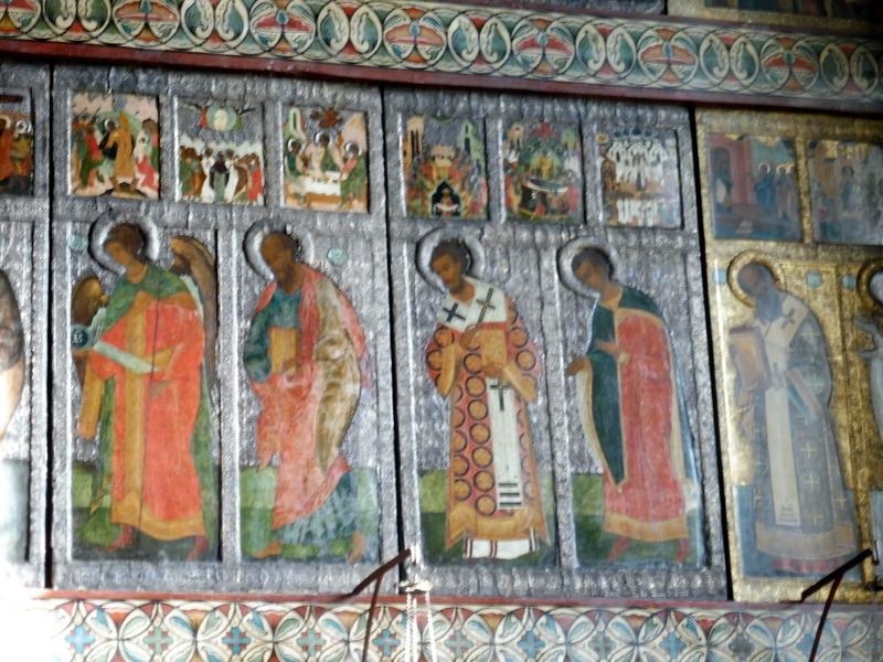 Fresques de Sainte-Sophie