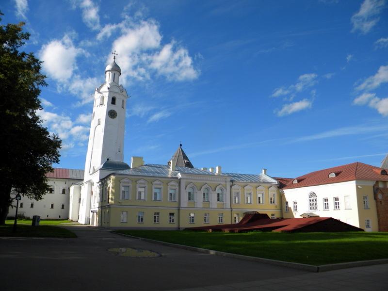 Le palais de l'archevêque