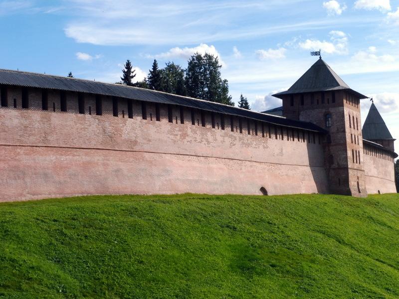 La muraille du kremlin