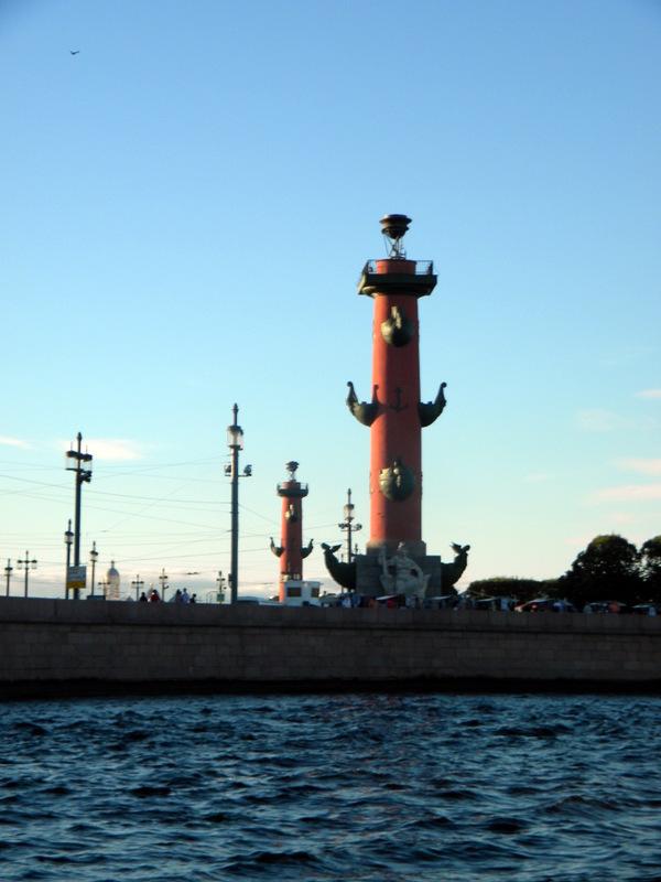 Les colonnes rostrales