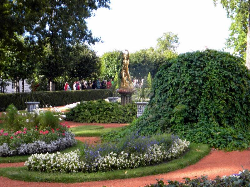 Les jardins du corps de Catherine