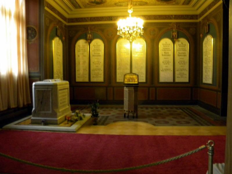 Tombeau de Nicolas II