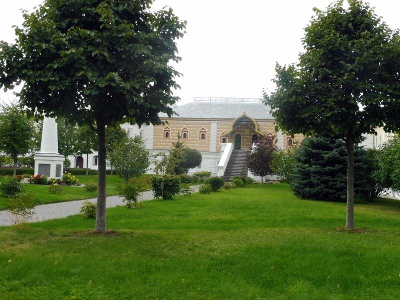 Le palais des boyards Romanov
