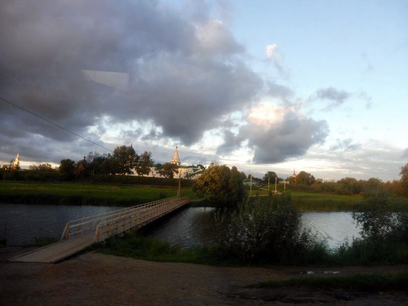 La rivière Kamenka