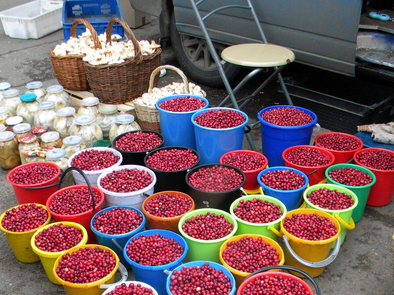 Petit marché local