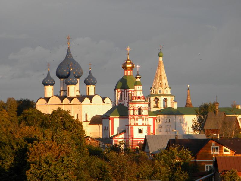 La cathédrale de la Nativité et l'église du prophète Élie