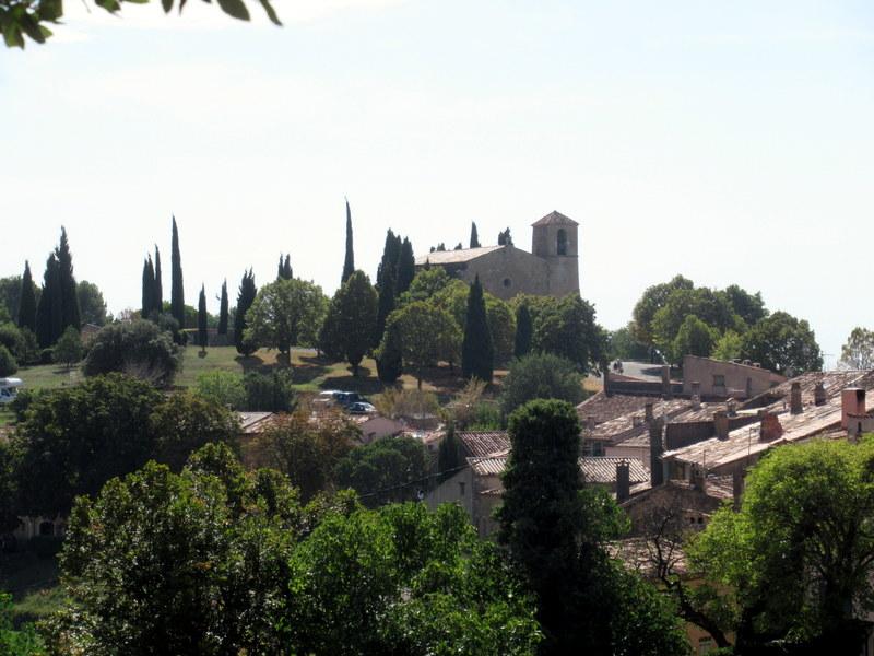 Tourtour, Alpes de Haute-Provence