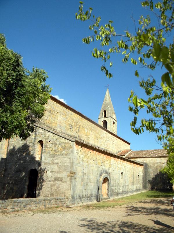 Abbaye du Thoronet, église abbatiale