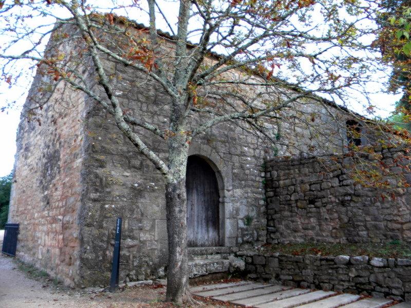 Abbaye du Thoronet, la grange aux dîmes