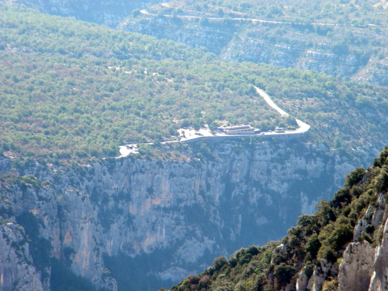 Gorges du Verdon, Corniche Sublime