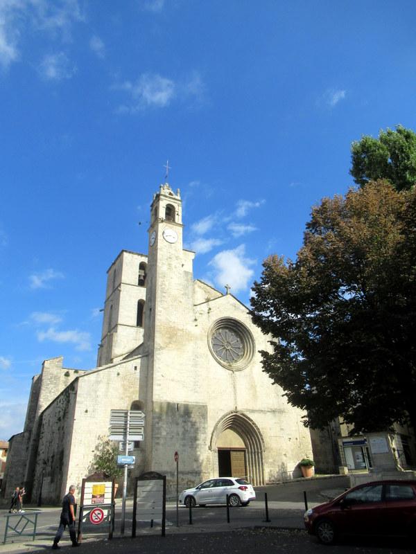 L'église de Forcalquier