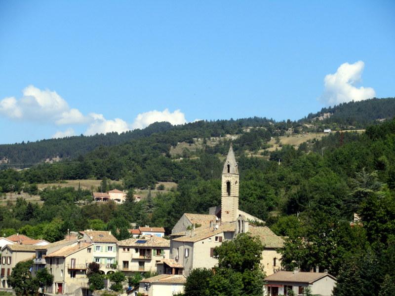 Sisteron, L'église Saint-Dominique