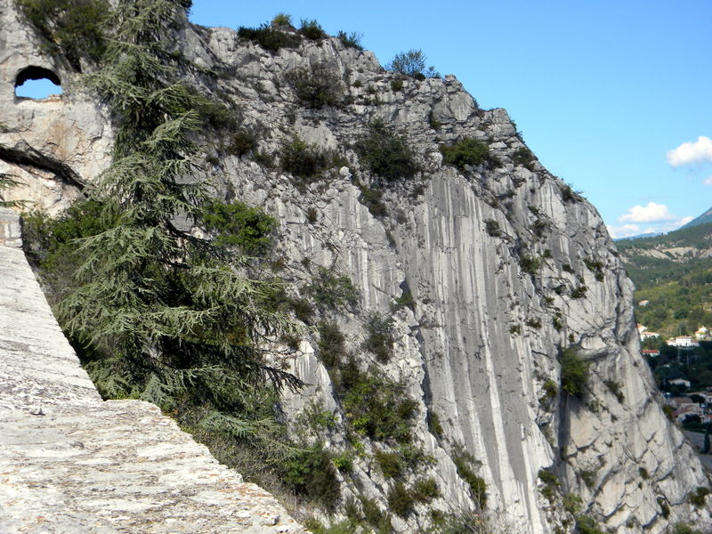 Sisteron, citadelle