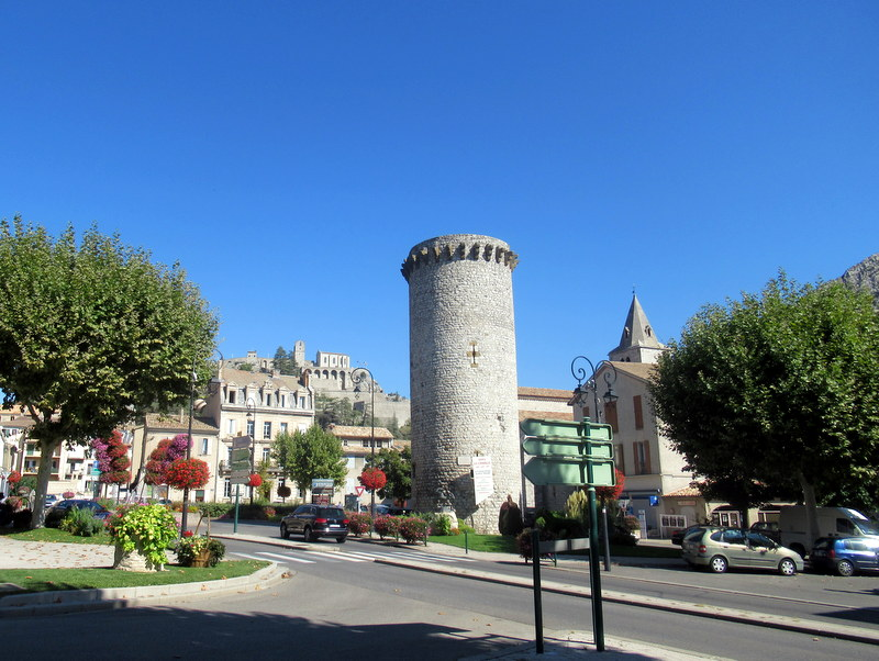 Alpes de Haute-Provence, Sisteron