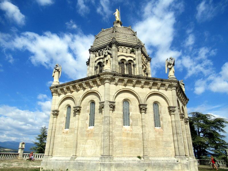 Forcalquier, chapelle