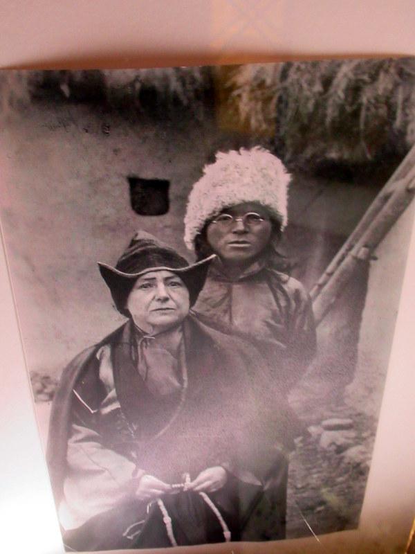 Digne, Maison d'A. David-Néel, l'exploratrice et son fils adoptif
