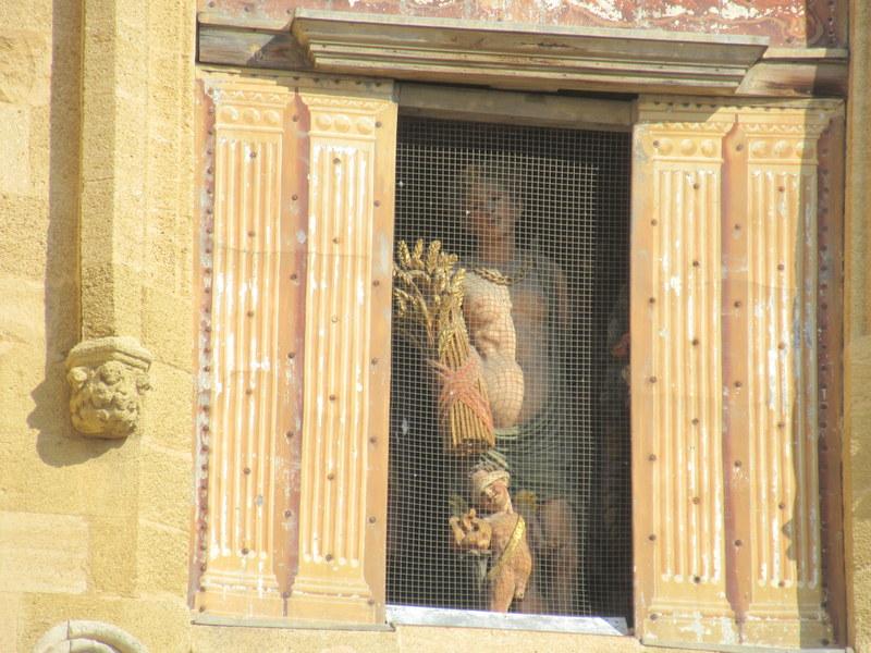 Aix-en-Provence, tour de l'horloge