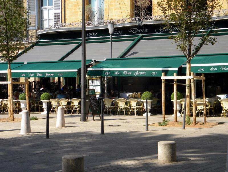 Aix-en-Provence, Café des Deux Garçons