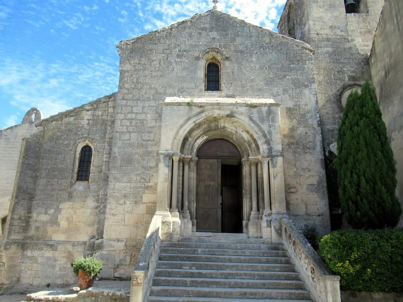 Les Baux de provence, ÉgliseSaint-Vincent