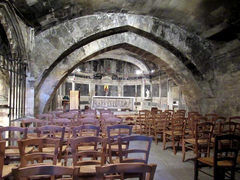Tarascon, chapelle Sainte-Marthe