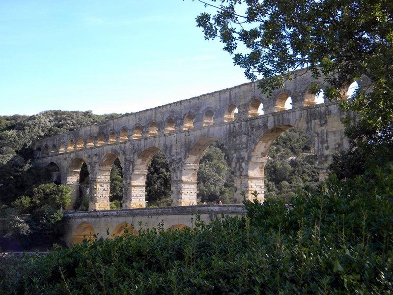 Monuments romains en Gaule, Pont du Gard