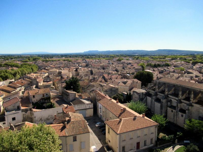 Les toits de Tarascon